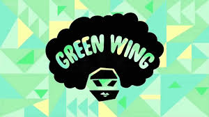 Green Tv Green Wing Powerpuff Girls Wiki Fandom Powered By Wikia