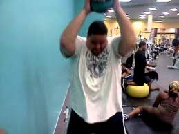 rob g day 111 4 14 11 hammer of thor medicine ball visit