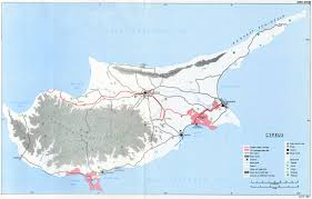 Personal World Map by 1987 Map Of Cyprus British Attempts At Controlling Cypriot
