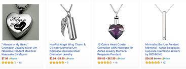 crematory jewelry cremation jewelry