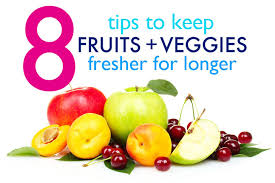 fruit fresh 8 tips to keep your summer fruits and vegetables fresher for