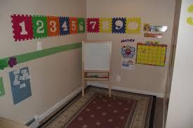 Preschool Wall Decoration Ideas by Preschool Homeschool Room Ideas Kid U0027s Homeschool Room Ideas