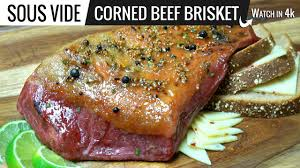 sous vide corned beef brisket by sous vide everything how to