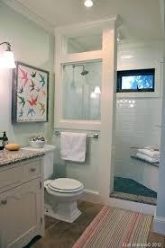 bathroom wall idea bathroom half wall bathroom traditional beige tile bathroom idea in