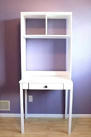 Small Desks With Storage Desk Storage Shelves Imdrewlittle Info