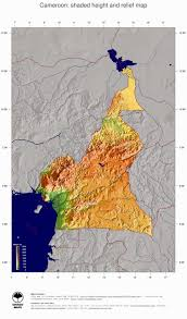 Map Of Cameroon Free Maps Download Cameroon Map
