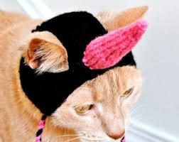 Cat Halloween Costumes Cats Cupcake Costume Cats Hand Knit Cat Hat Cat Halloween