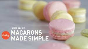 how to make macarons with free recipe baking tutorial with zoë