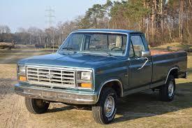 Old Ford Truck Brochures - 1986 ford f150 4x4 pick up v8 u0026 1982 sales brochure stuurman