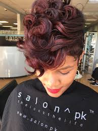 gorgeous short hairstyle by salon pk jacksonville florida