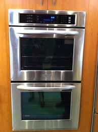 kitchenaid double wall oven drool when i win the lottery