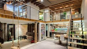 Loft Meaning by Renovated Tribeca Loft With Rustic Touches Wants 1 65m Curbed Ny