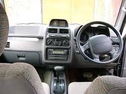 mitsubishi pajero 1996 1996 mitsubishi pajero junior for sale 1 1 gasoline automatic