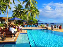 manuia beach resort cook islands reviews pictures map