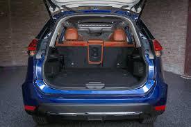 nissan rogue cargo cover 2017 nissan rogue our review cars com