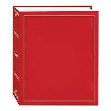 pioneer 3 ring photo albums pioneer photo albums 100 page leatherette with gold sted cover