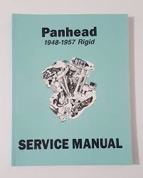 harley davidson reprint repair service manual for harley 1948