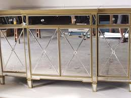 mirrored buffet cabinet great for small places