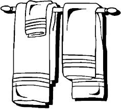 towel rack clipart 20