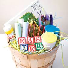 basket easter best easter basket ideas without candy