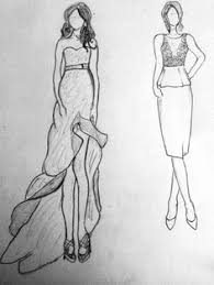 gallery fashion design sketching drawing art gallery