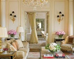 French Interior Design  Sweet Idea French Interior Design Ideas - French interior design style