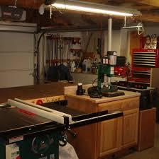 my garage workshop finewoodworking