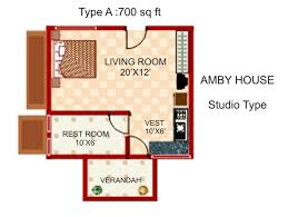 700 square feet apartment floor plan 700 sq ft home plans modern 21 700 square foot apartment read