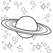 special space coloring pages cool coloring ins 6352 unknown