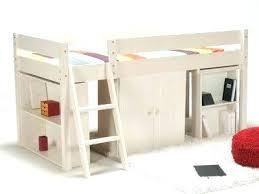 lit mezzanine avec bureau et rangement lit sureleve avec rangement lit suraclevac avec bureau lit