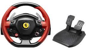 458 italia thrustmaster thrustmaster 458 spider racing wheel ebgames ca