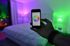 colorful lights for bedroom smart light bulbs you can control with your smart phone awesome photos