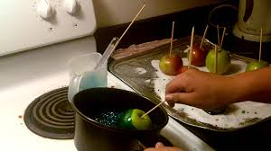 where to buy candy apple mix blue candy apples