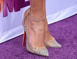 sparkly shoes for weddings christian louboutin sparkly bridal shoes bridal and wedding