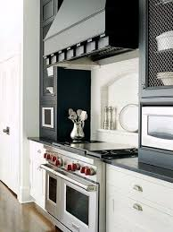 Black And White Kitchen Cabinets by 320 Best Images About Kitchen On Pinterest Stove Floors And