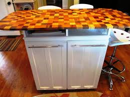 Rolling Kitchen Island Ideas Small Rolling Kitchen Island Inspirations With Picture Awesome