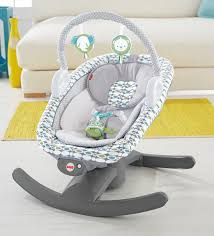 Baby Automatic Rocking Chair Fisher Price 4 In 1 Rock U0027n Glide Soother Walmart Com
