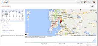 Maps Location History Track Your Location History With Google Techplayce