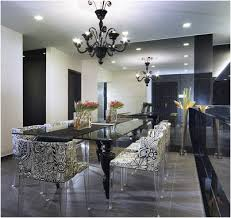 Interesting Modern Home Dining Rooms Image Of The Ideas And - Modern dining rooms
