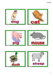 for esl animals farm animals farm animal