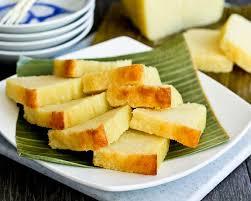 kuih bingka ubi kayu baked tapioca cake roti n rice
