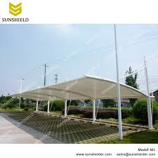 Portable Awnings For Cars Parking Shed Canopy For Sale Membrane Carport Supplier Sunshield