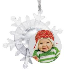 light up snowflake photo ornament ellisi gifts