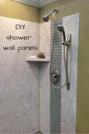 Bathroom Shower Wall Ideas 19 Wall Panels For Shower Shower Wall Panels On Pinterest Wet