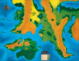 Huge World Map by Best Setting Maps Page 3