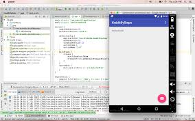 configure android studio with kotlin tell a