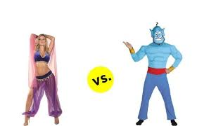 mens costumes the difference between men s and women s costumes neatorama