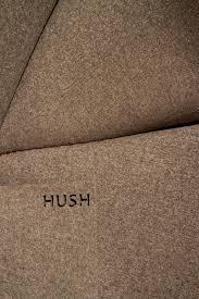 hush seating pod by freyja sewell design nex