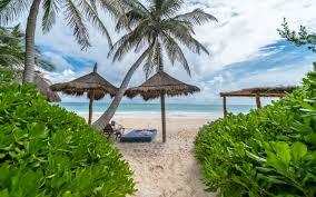 casa gaia beach front cabana in tulum mexico vacation