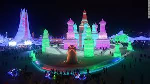 world s coolest winter festival now underway cnn travel